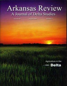 cover image: delta sunset