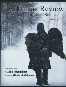 cover image: angel in snow