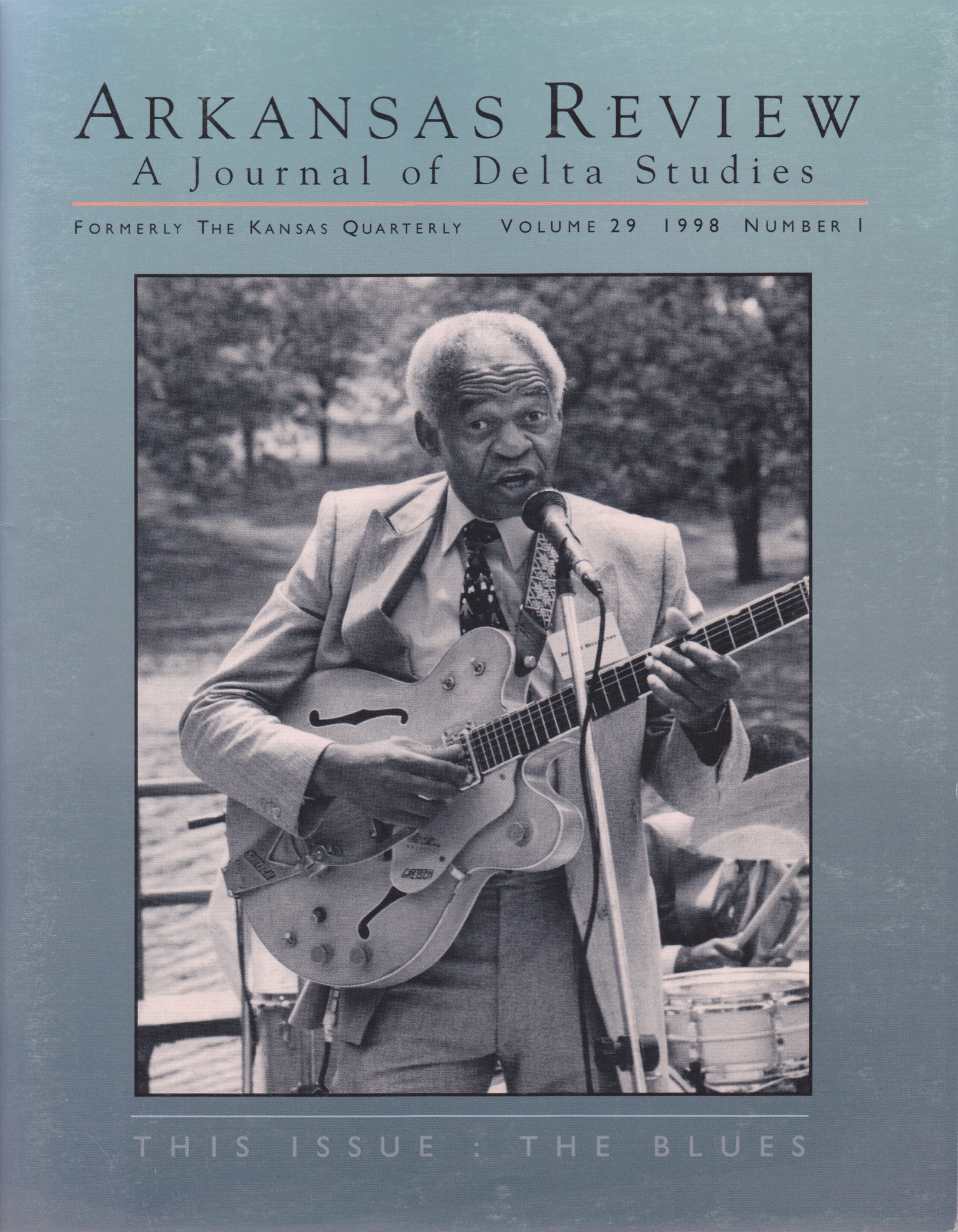 cover image: Mr. Johnnie Billington with Guitar