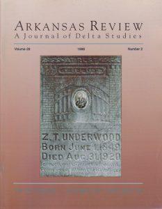 cover image: ZT Underwood's Tombstone