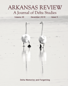 front cover: geese on beach