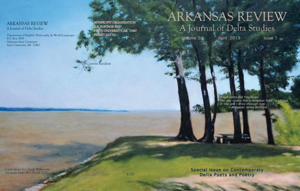full cover: Arkabutla View