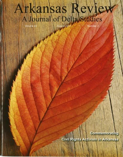 cover image: orange leaf on table
