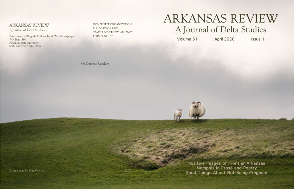 full cover: ewe & lamb on grassy hill